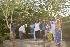 The Water Project:  Complete Well