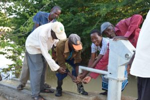 The Water Project:  Water From The Well