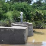 The Water Project: Kaketi Community A -  New Well