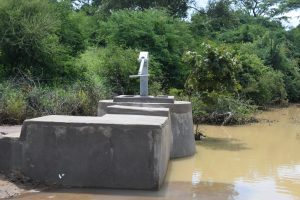 The Water Project:  New Well