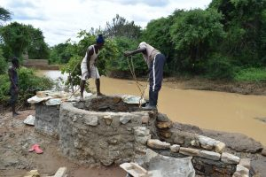 The Water Project:  Well Construction Phase Four