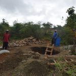 The Water Project: Kaketi Community A -  Well Digging Site