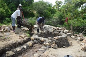 The Water Project:  Working On The Well