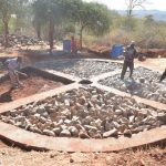 The Water Project: AIC Mbao Primary School -  Construction Of Foundation