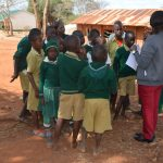The Water Project: AIC Mbao Primary School -  Group Discussions