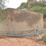 The Water Project: AIC Mbao Primary School -  Tank Cement Dries