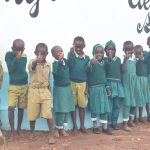 The Water Project: AIC Mbao Primary School -  Thumbs Up For New Tank