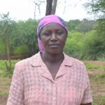 The Water Project: Kathamba ngii Community C -  Tabitha Mutheke