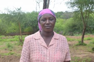 The Water Project:  Tabitha Mutheke