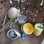 The Water Project: Kathamba ngii Community B -  Inside Kitchen