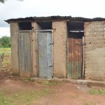 The Water Project: Kathamba ngii Community B -  Latrine