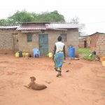 The Water Project: Kathamba ngii Community C -  Home