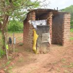 The Water Project: Kathamba ngii Community C -  Latrine