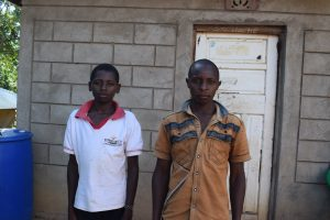 The Water Project:  Amos And His Uncle
