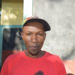 The Water Project: Yumbani Community A -  Onesmus Munyau