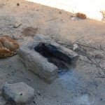 The Water Project: Yumbani Community -  Outdoor Cookstove