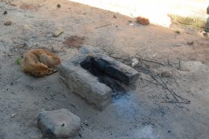 The Water Project:  Outdoor Cookstove