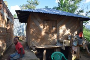 The Water Project:  Sitting Next To The Granary