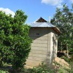 The Water Project: Yumbani Community A -  Latrine