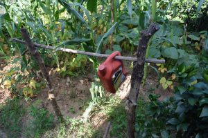 The Water Project:  Tippy Tap Handwashing Station