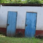 The Water Project: Mutulani Secondary School -  Boys Latrines