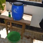 The Water Project: Mutulani Secondary School -  Handwashing Station