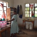 The Water Project: Mutulani Secondary School -  Inside Kitchen