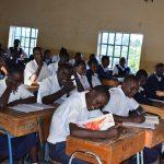 The Water Project: Kimuuni Secondary School -  Students In School