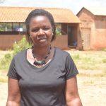 The Water Project: Kamuwongo Primary School -  Mrs Muvea Deputy Head Teacher