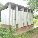 The Water Project: St. Paul Waita Secondary School -  Boys Latrines