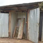 The Water Project: Ndithi Primary School -  Girls Latrines