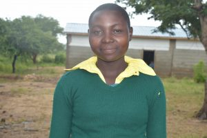 The Water Project:  Student Mwikali