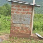 The Water Project: Ndithi Primary School -  Staff Latrine