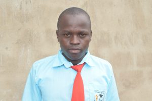 The Water Project:  Student Kimanzi
