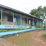 The Water Project: Mutwaathi Secondary School -  School Buildings
