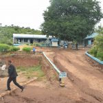 The Water Project: Mutwaathi Secondary School -  School Grounds