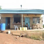 The Water Project: Mutwaathi Secondary School -  School Kitchen