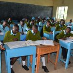 The Water Project: Mutwaathi Secondary School -  Students