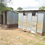 The Water Project: Kalatine Primary School -  Girls Latrines