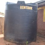 The Water Project: Kalatine Primary School -  Small Water Tank