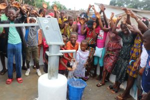 The Water Project:  Well Dedication Celebration