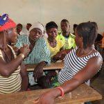 The Water Project: Lokomasama, Musiya, Nelson Mandela Secondary School -  Community Members At The Training