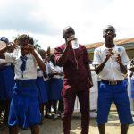The Water Project: Lokomasama, Musiya, Nelson Mandela Secondary School -  Dancing For Clean Water