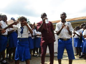 The Water Project:  Dancing For Clean Water