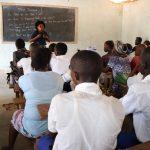 The Water Project: Lokomasama, Musiya, Nelson Mandela Secondary School -  Facilitator Speaks To The Students