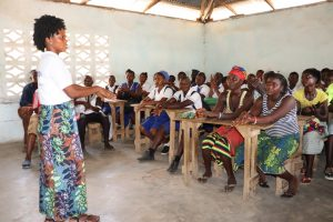 The Water Project:  Handwashing Lesson