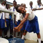 The Water Project: Lokomasama, Musiya, Nelson Mandela Secondary School -  Head Girl At The Well