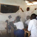 The Water Project: Lokomasama, Musiya, Nelson Mandela Secondary School -  Malaria Bednet Lesson