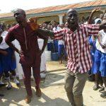 The Water Project: Lokomasama, Musiya, Nelson Mandela Secondary School -  Principal Dances In Celebration