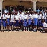 The Water Project: Lokomasama, Musiya, Nelson Mandela Secondary School -  Students After The Training